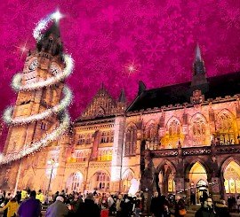 Festive attractions – Rochdale Christmas Market and big Christmas switch-on this weekend