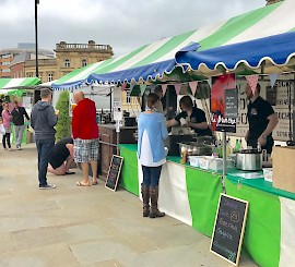 Street Eat returns to Rochdale for Bank Holiday weekend