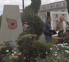 Digging for victory - Rochdale impresses Britain in Bloom judges