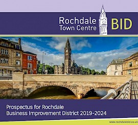 It's a YES! – Rochdale businesses celebrate positive BID result