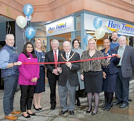 Hays Travel officially open in Rochdale