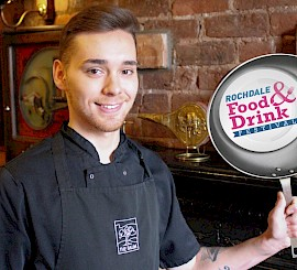 What's cooking? - duo set to bring local flavour to Rochdale's food festival