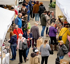 Artisan Market crafts bumper payday for town centre businesses