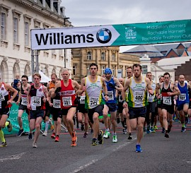Rochdale's plan to make big races more eco friendly