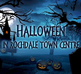 What's on in Rochdale this Halloween
