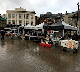 Council backs trader's new market plan
