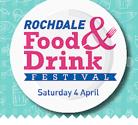 Tasty town hall line-up at Rochdale Food & Drink Festival